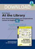 Wortschatzarbeit: At the Library Preview 1