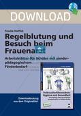 Vermittlung lebenspraktischer Kompetenzen: Regelblutung Preview 1