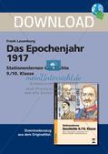 Das Epochenjahr 1917 Preview 1