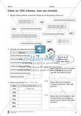 Einführung: Mengen und Zahlen bis 1000 Preview 10