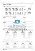 Einführung: Mengen und Zahlen bis 1000 Preview 6