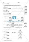 Einführung: Mengen und Zahlen bis 1000 Preview 7