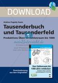 Tausenderbuch und Tausenderfeld Preview 1