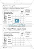 Hausaufgaben zum Kopfrechnen Preview 4