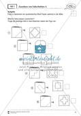 Kopfgeometrie: Schneiden und Falten Preview 7