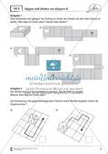 Kopfgeometrie: Bauen und Legen Preview 10