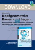 Kopfgeometrie: Bauen und Legen Preview 1
