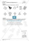 Kopfgeometrie: Bauen und Legen Preview 3