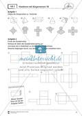 Kopfgeometrie: Bauen und Legen Preview 4
