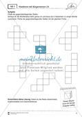 Kopfgeometrie: Bauen und Legen Preview 5