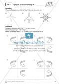 Kopfgeometrie: Spiegeln, Drehen und Spannen Preview 4