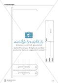 Übungen zum Technischen Zeichnen: Linien Preview 17