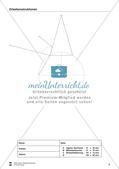 Übungen zum Technischen Zeichnen: Zirkelkonstruktionen Preview 11