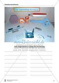 Übungen zum Technischen Zeichnen: Zirkelkonstruktionen Preview 13