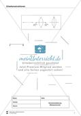 Übungen zum Technischen Zeichnen: Zirkelkonstruktionen Preview 3