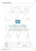 Übungen zum Technischen Zeichnen: Zirkelkonstruktionen Preview 5