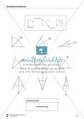 Übungen zum Technischen Zeichnen: Zirkelkonstruktionen Preview 6