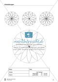 Übungen zum Technischen Zeichnen: Zirkelübungen Preview 10