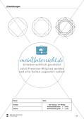 Übungen zum Technischen Zeichnen: Zirkelübungen Preview 14