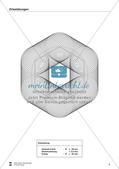 Übungen zum Technischen Zeichnen: Zirkelübungen Preview 6