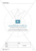 Übungen zum Technischen Zeichnen: Zirkelübungen Preview 7