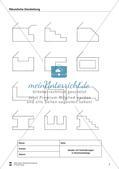 Übungen zum Technischen Zeichnen: Räumliche Darstellung Preview 9