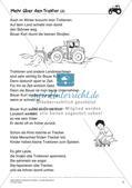 Sachtexte für Erstleser: Traktor Preview 6