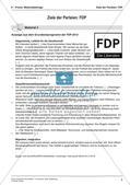 Die Parteien: Funktionen, Ziele, Bedeutung Preview 7