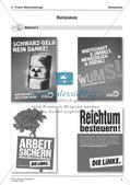 Parteien: Wahlplakate Preview 5