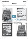 Parteien: Wahlplakate Preview 6