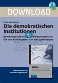 Die demokratischen Institutionen Preview 1
