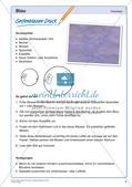 Kunstwerke und Farbe: Blau Preview 11