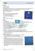 Kunstwerke und Farbe: Blau Preview 8