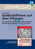 Neues Märchen: Goldschiffchen auf dem Elfensee Preview 1