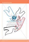 Künstlerische Miniprojekte: Rotierende Buchstaben Preview 5