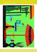Künstlerische Miniprojekte: Sommer auf dem Balkon Preview 5