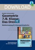 Geometrie: Das Dreieck Preview 1