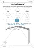 Geometrie: Das Viereck Preview 3