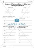 Geometrie: Das Viereck Preview 9