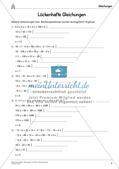 Lösen von Gleichungen Preview 5