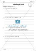 Lösen von Gleichungen Preview 6