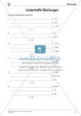 Lösen von Gleichungen Preview 8