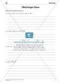 Lösen von Gleichungen Preview 9