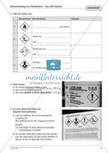Chemisches Experimentieren: Grundwissen Preview 6