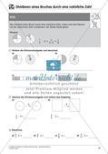 Bruchrechnung: Multiplikation und Division Preview 12