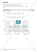 Bruchrechnung: Multiplikation und Division Preview 26
