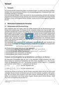 Bruchrechnung: Multiplikation und Division Preview 3
