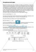 Bruchrechnung: Multiplikation und Division Preview 4