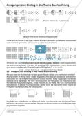 Bruchrechnung: Multiplikation und Division Preview 5