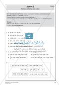 Terme und Gleichungen Preview 15